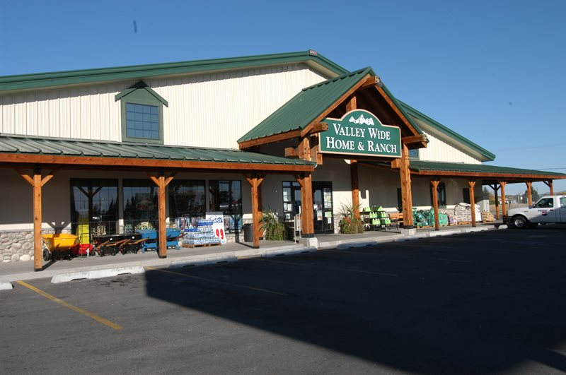 First Valley Wide Home and Ranch store built in Rexburg Idaho