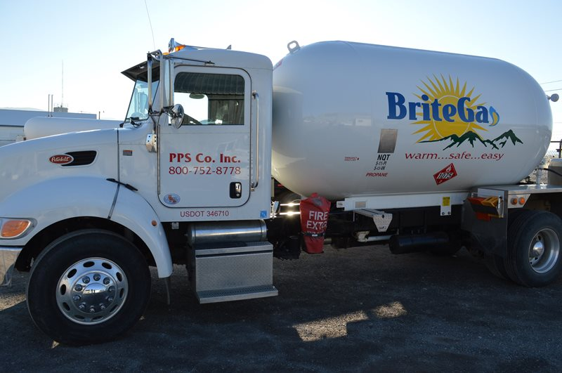 Purchased Brite Gas Propane out of Soda Springs Idaho