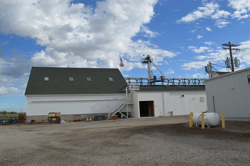 The Agronomy plant located in Paul was purchased from Cenex and became part of the United Co-op