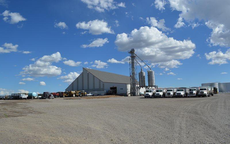 New Hansen Agronomy plant is built