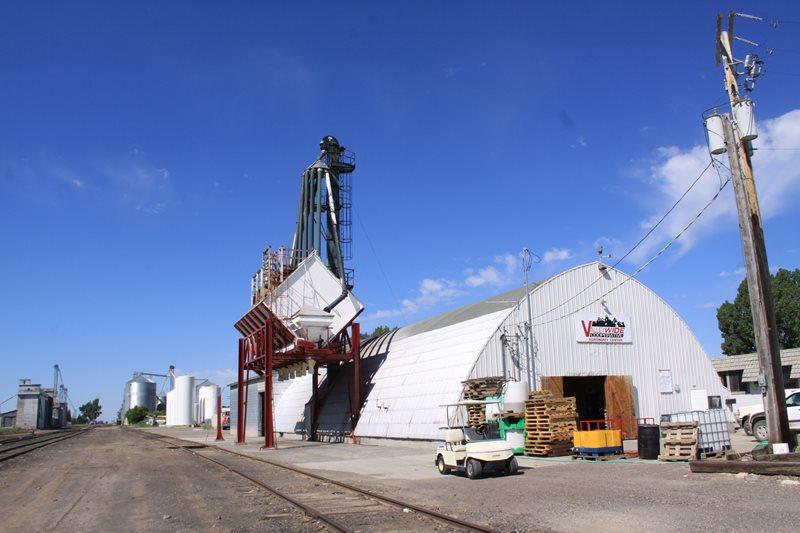 Agronomy in Ashton Idaho began