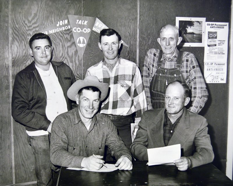 Producer Supply Co-op was Formed, Started with 5 board members in Nampa, Idaho.