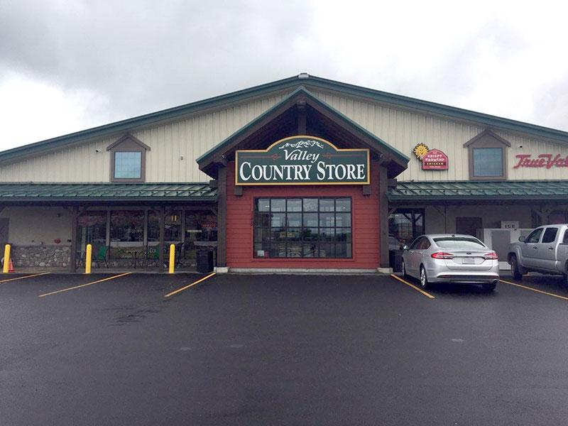 Rexburg Farm Store Remodeled